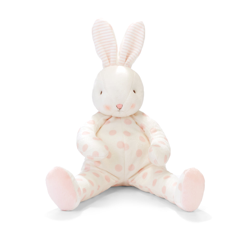 Big Blossom Buddy Bunny-Stuffed Bunny-SKU: 101049 - Bunnies By The Bay
