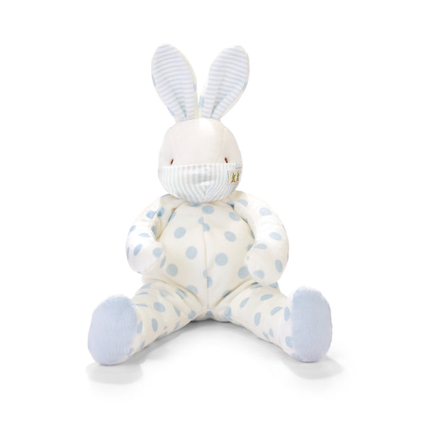Big Bud Bunny with Face Mask-Face Mask-SKU: 101050 - Bunnies By The Bay
