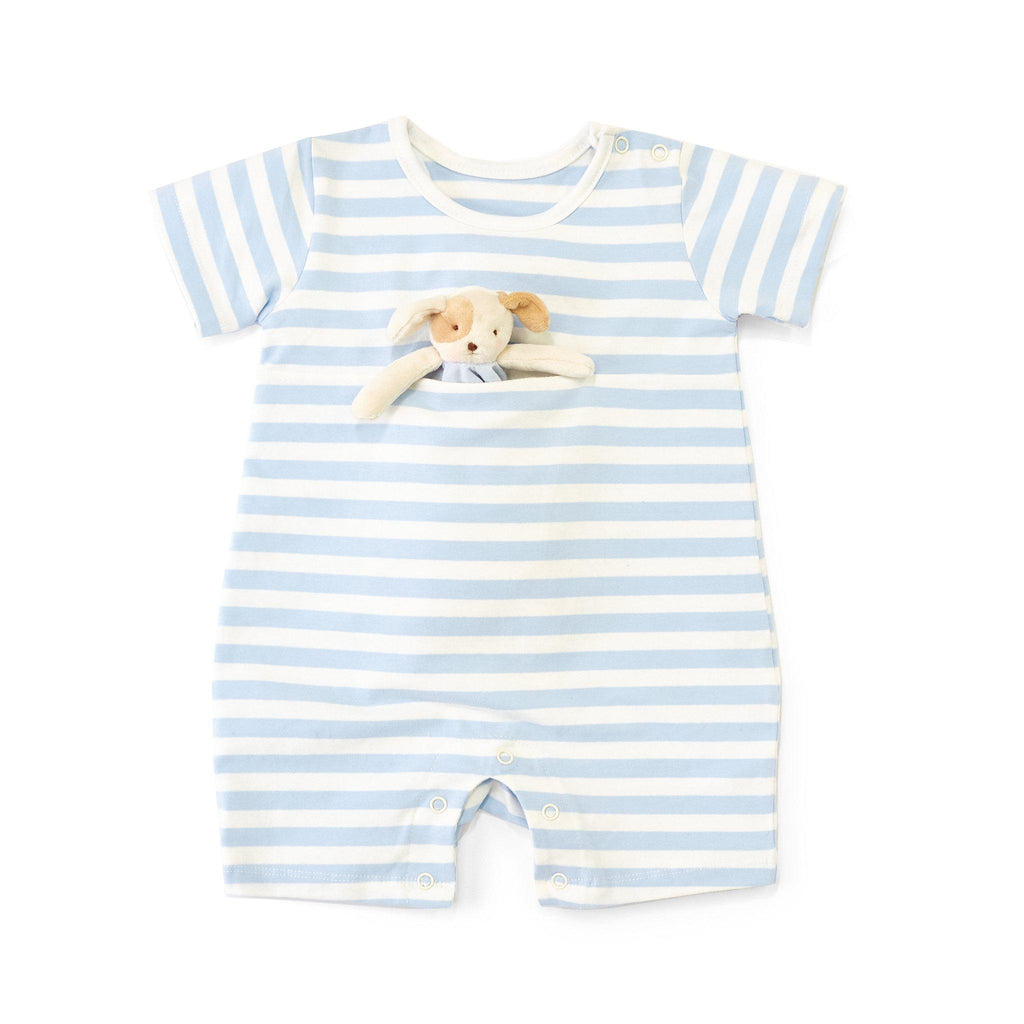 Skipit Romper with Binkie-Apparel-SKU: - Bunnies By The Bay