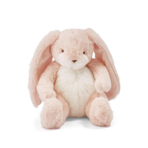 "Bunny Plush Stuffed Animal - Wee Nibble 8"" Bunny Pink-Stuffed Bunny-SKU: 101072 - Bunnies By The Bay"