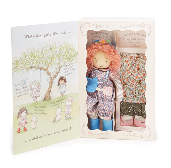 Rosie Doll Florabundra Gift Set-Gift Set-SKU: 101093 - Bunnies By The Bay