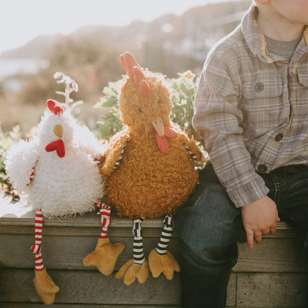 Randy the Rooster-Stuffed Animal-SKU: 104303 - Bunnies By The Bay