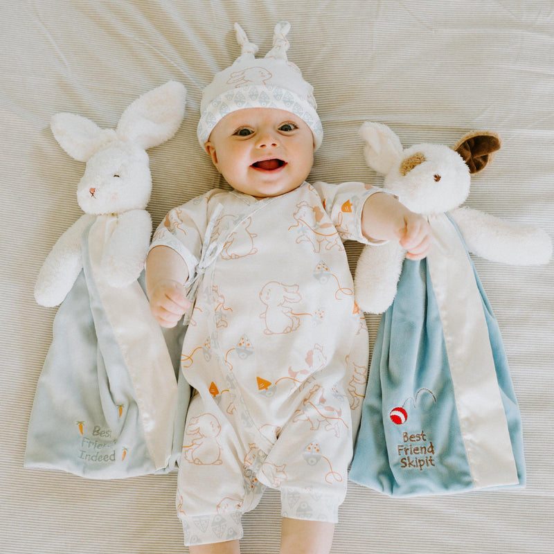Welcome Baby Boy - Layette Gift Set-Gift Set-SKU: 101112 - Bunnies By The Bay