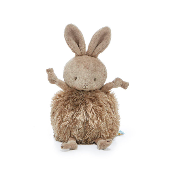 Brownie Roly Poly-Stuffed Animal-SKU: 104316 - Bunnies By The Bay