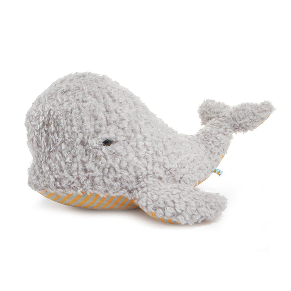 Bartholomew Beluga Whale-Stuffed Animal-SKU: 104331 - Bunnies By The Bay