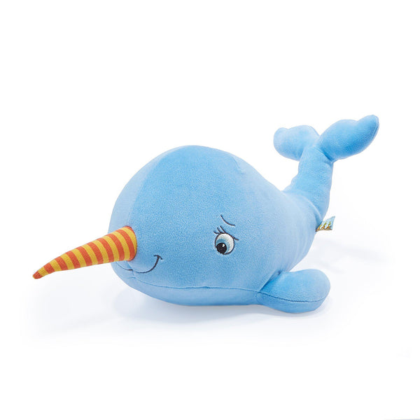 Wally Narwhal-Good Friends By The Bay-SKU: 104330 - Bunnies By The Bay