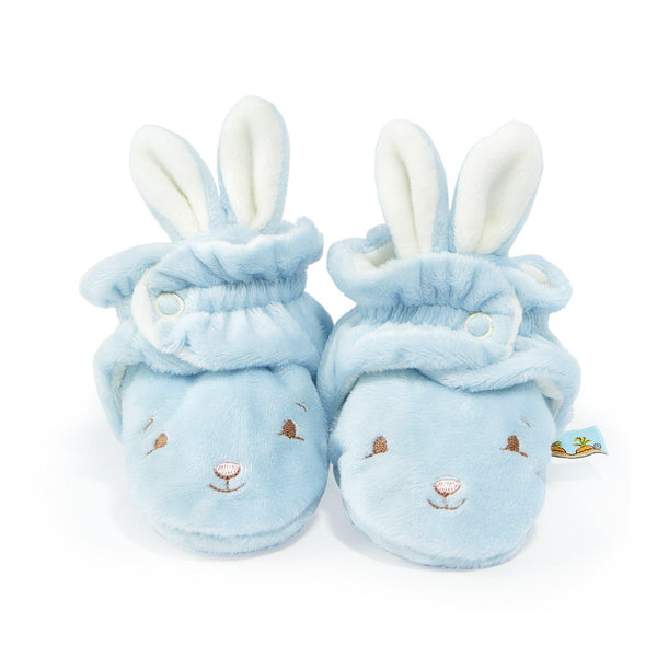 Bud Bunny Hoppy Feet Slippers-Bud Bunny and Skipit Puppy-SKU: 106016 - Bunnies By The Bay