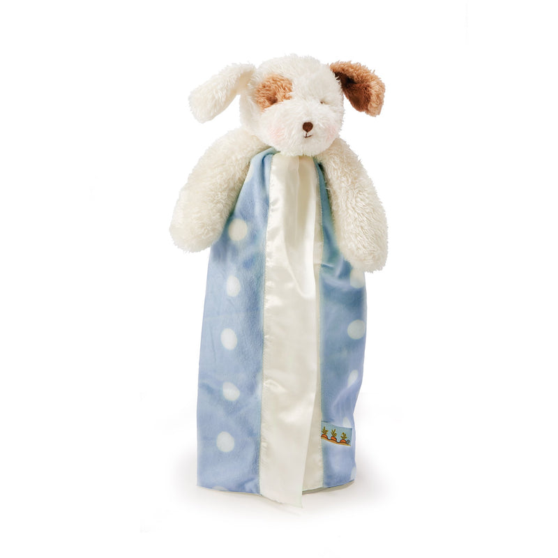 Skipit Puppy Polka Dot Buddy Blanket-Bud Bunny and Skipit Puppy-SKU: 106025 - Bunnies By The Bay