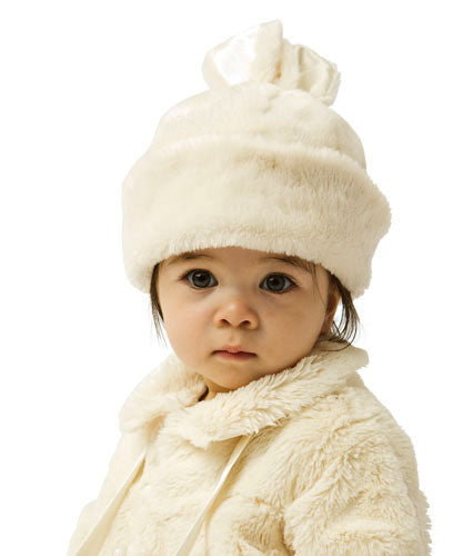 Glad Dreams Coat-Apparel-6-12 months-Ivory-Bunnies By The Bay