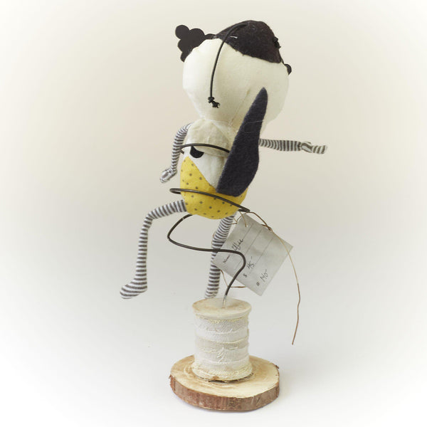Hutch Studio - Ollie B - One Of A Kind Bug-HutchStudio Original-Bunnies By The Bay