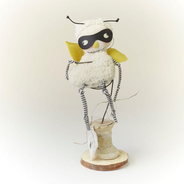 Hutch Studio - Buzby - One Of A Kind Bug-HutchStudio Original-Bunnies By The Bay