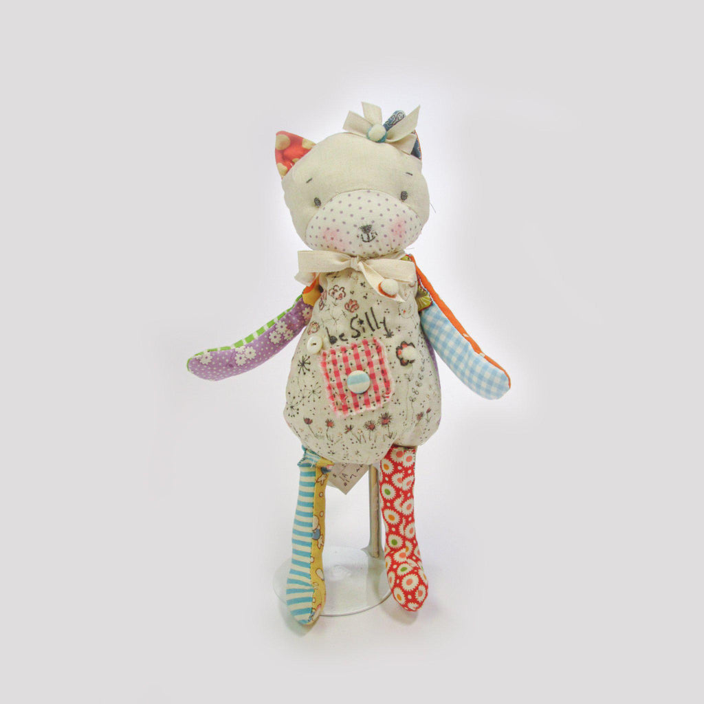 Hutch Studio - Be Silly Kitty - One Of A Kind Kitty
