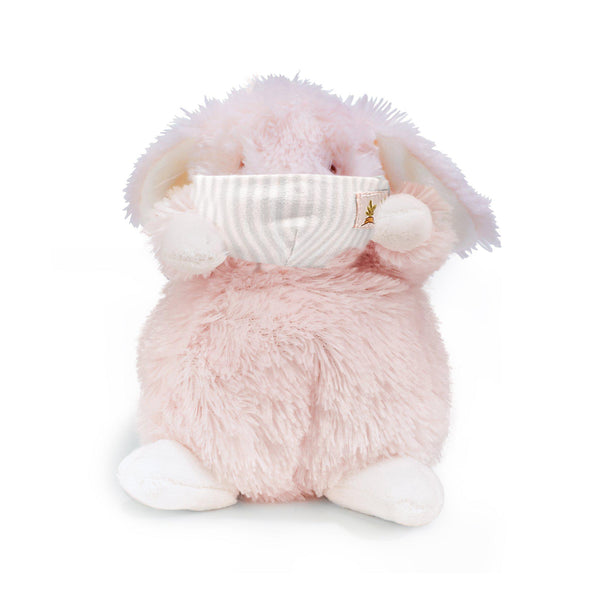 Wee Petal Bunny with Face Mask-Face Mask-SKU: 101204 - Bunnies By The Bay