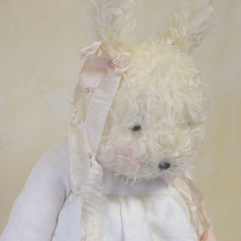 Hutch Studio - Miss Peace And Love - One Of A Kind Bunny-HutchStudio Original-Bunnies By The Bay