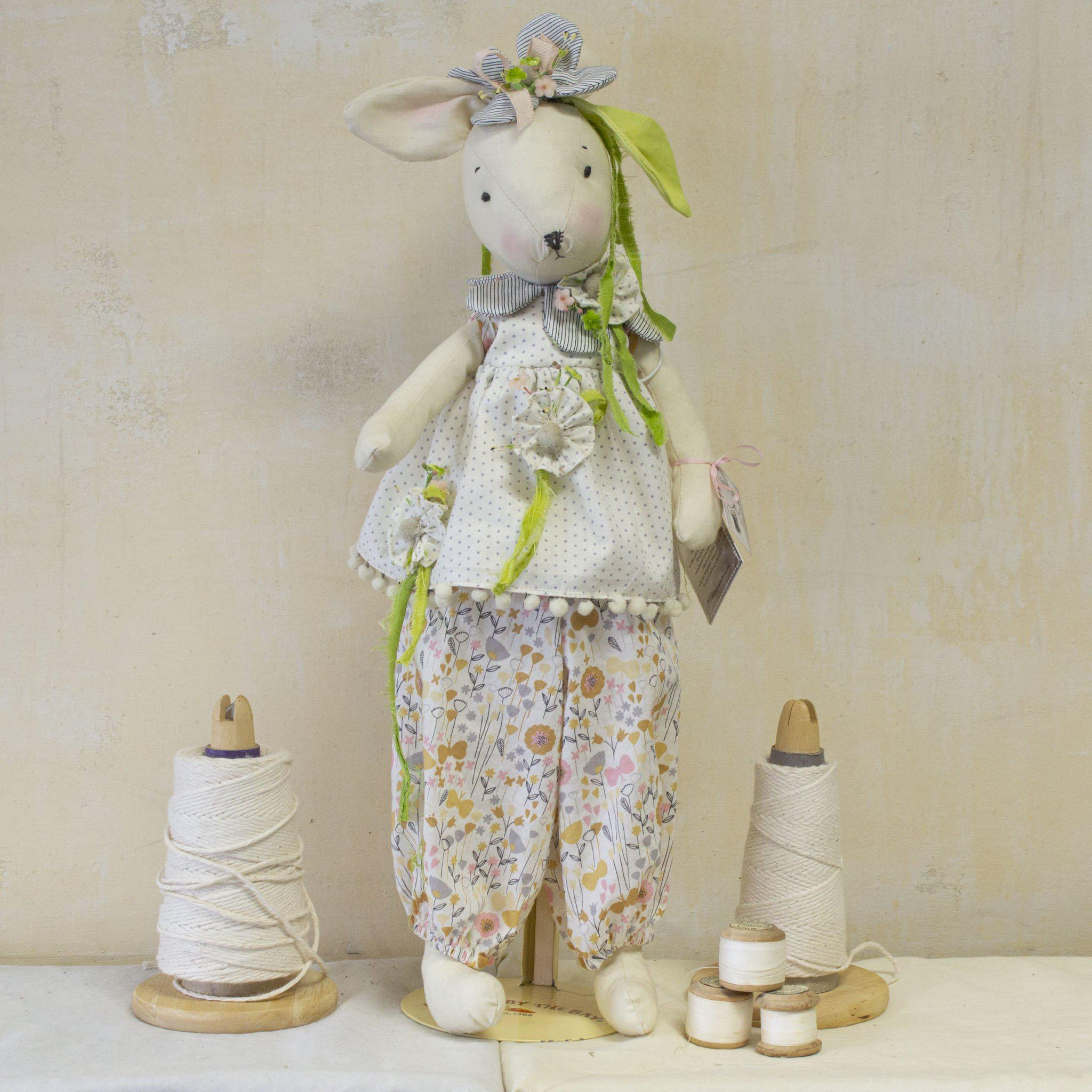 Hutch Studio - Tall Tillie - One Of A Kind Bunny