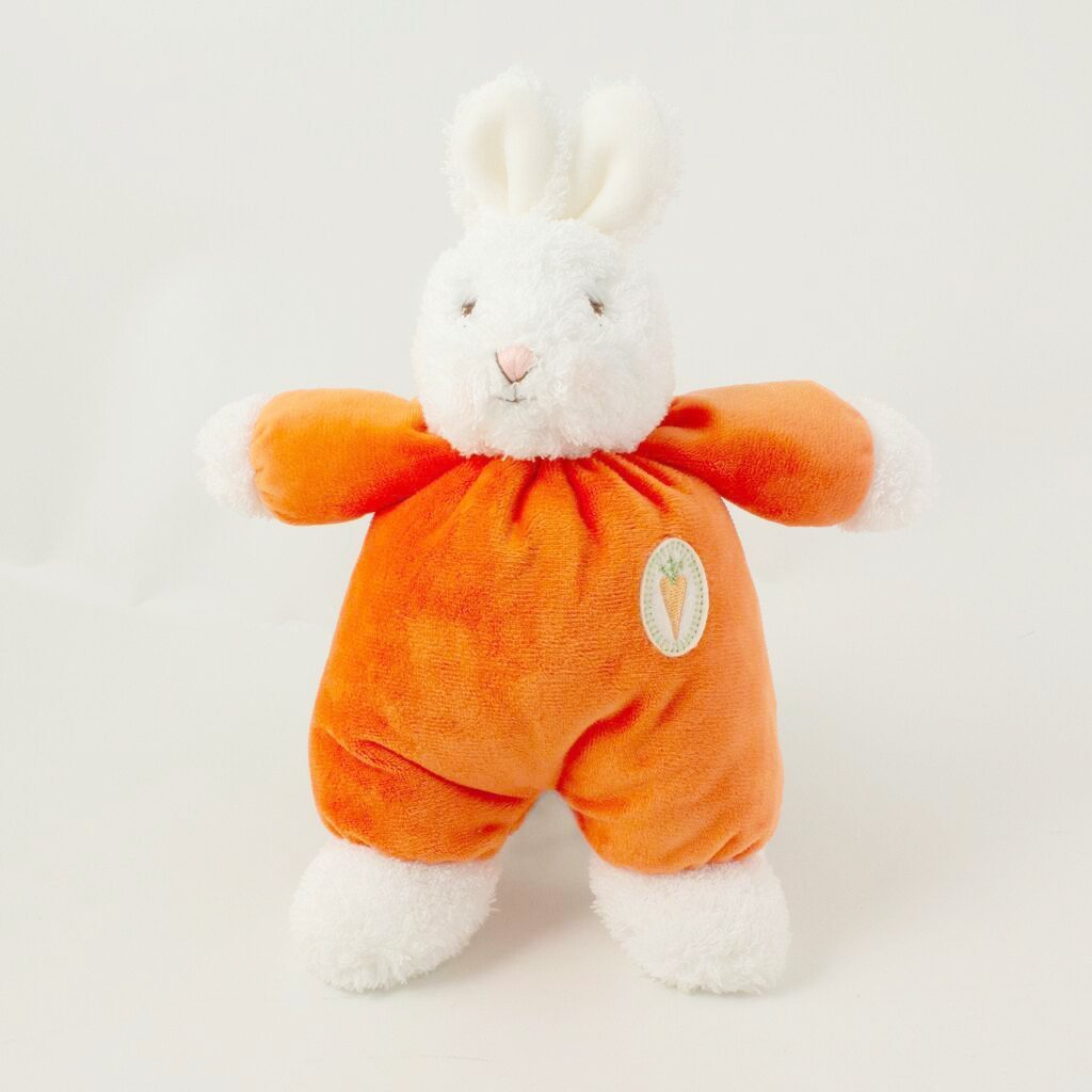 Image of Little Carrot Buns Orange - Carrots® Collection-Stuffed Bunny-Bunnies By the Bay-bbtbay