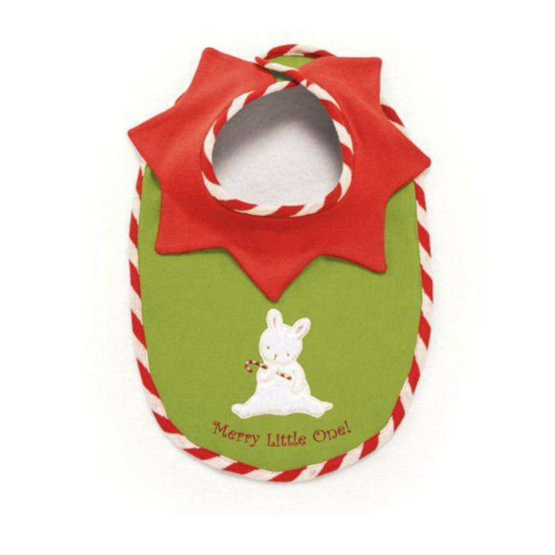 Image of Merry Little Bib-Apparel-Bunnies By the Bay-bbtbay