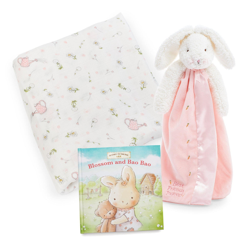[product-color] Blossom's Read Me Another One Gift Set a Gift Set from Bunnies By The Bay: -843584016674-100765