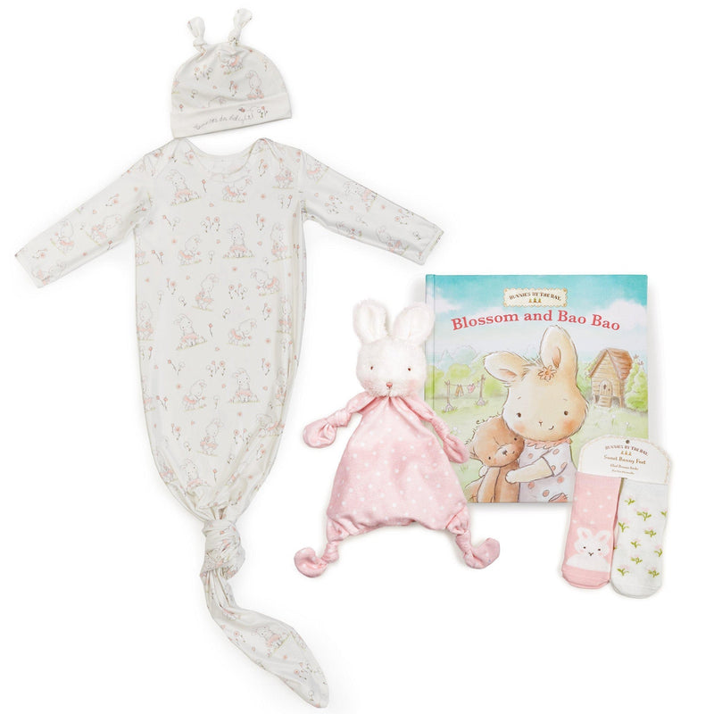 Baby Girl Layette Gift Set-Gift Set-Bunnies By The Bay
