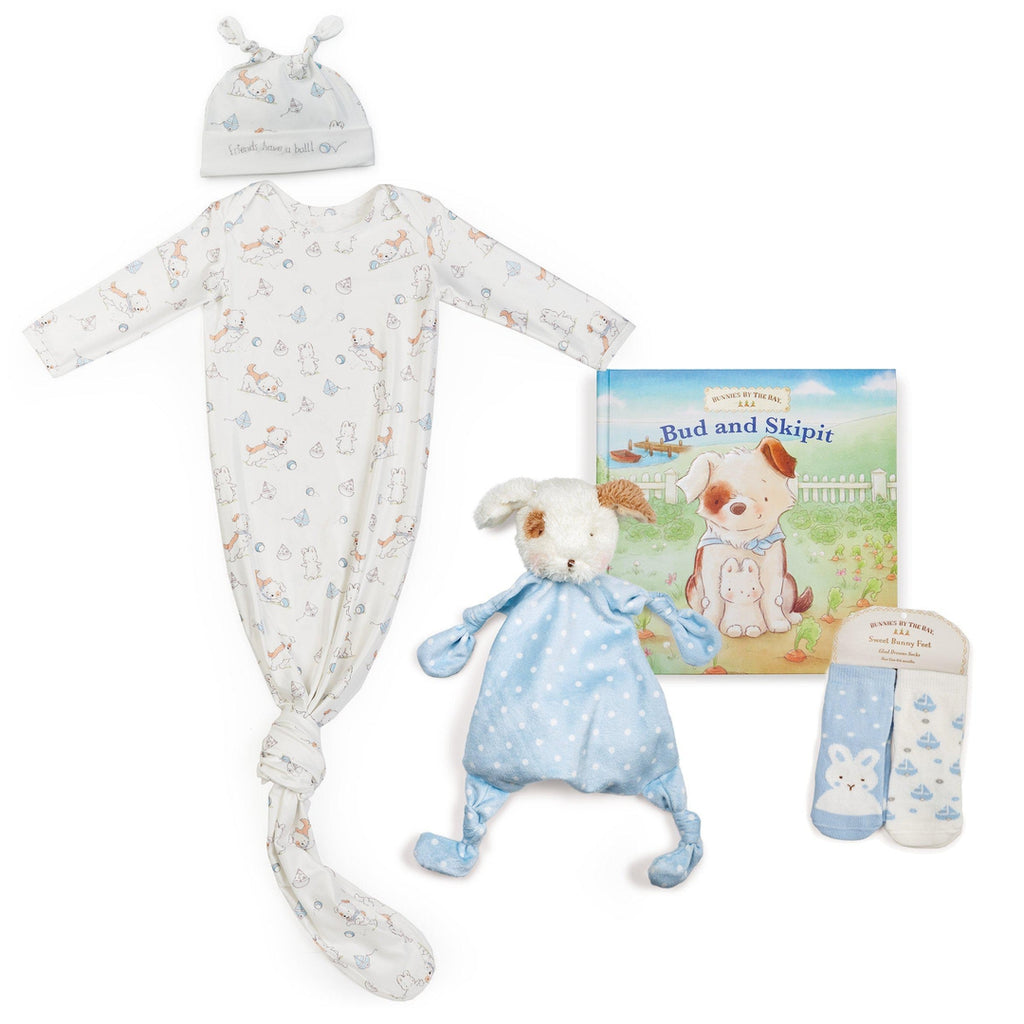 Baby Boy Layette Gift Set