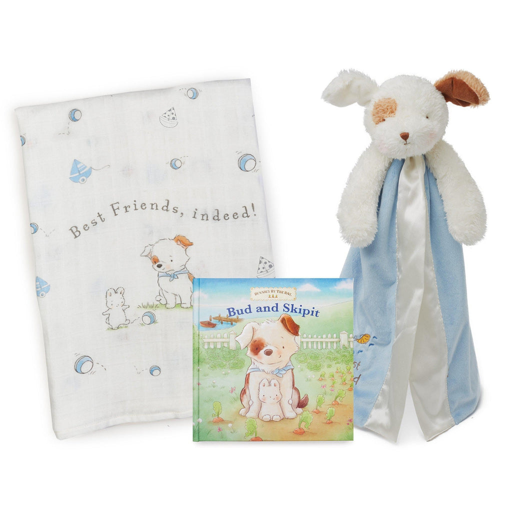 Skipit Book, Buddy and Blanket Gift Set
