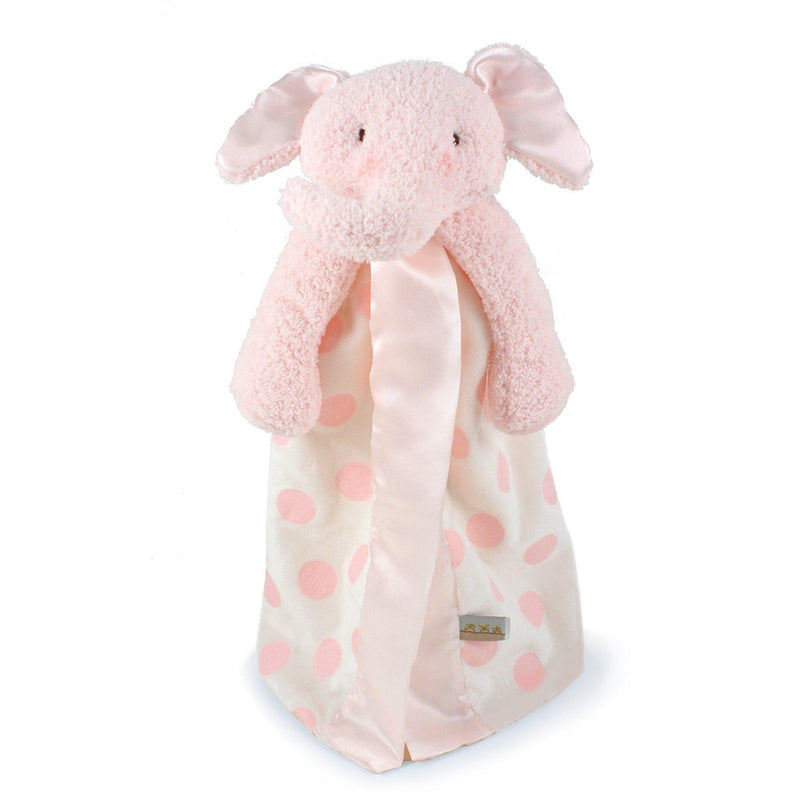 Image of Peanut Buddy Blanket - Pink Polka Dot-Bunnies By The Bay-bbtbay