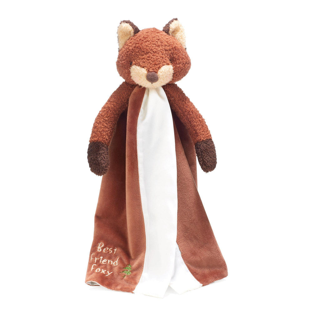[product-color] Foxy the Fox Buddy Blanket a Buddy Blanket from Bunnies By The Bay: -843584014007-100699