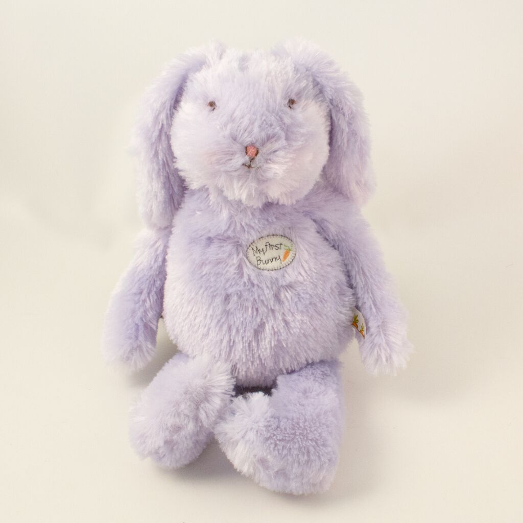 [product-color] My First Bunny Lavender - Carrots® Collection a from Bunnies By the Bay: -843584017404-100869