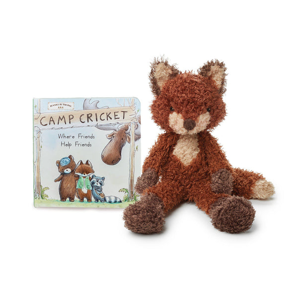 Foxy's Camp Cricket Adventures Gift Set-Gift Set-SKU: 102146 - Bunnies By The Bay