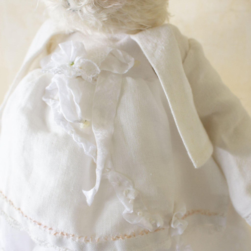 Hutch Studio - Miss Lily Linen - One Of A Kind Bunny-HutchStudio Original-Bunnies By The Bay