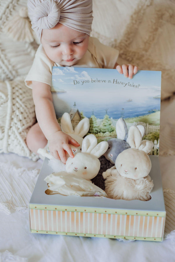 Roly Poly Bunny Collector's Gift Set-Gift Set-SKU: 102149 - Bunnies By The Bay