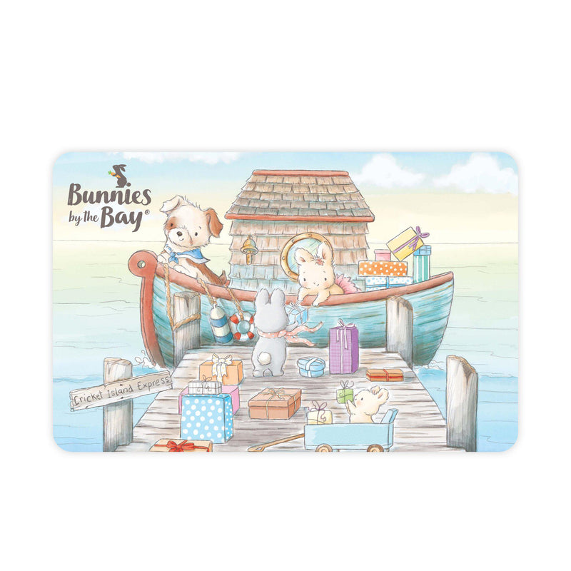 Gift Card-Gift Card-SKU: - Bunnies By The Bay
