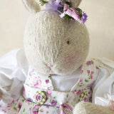 Hutch Studio - Josey Posey - One Of A Kind Bunny-HutchStudio Original-Bunnies By The Bay