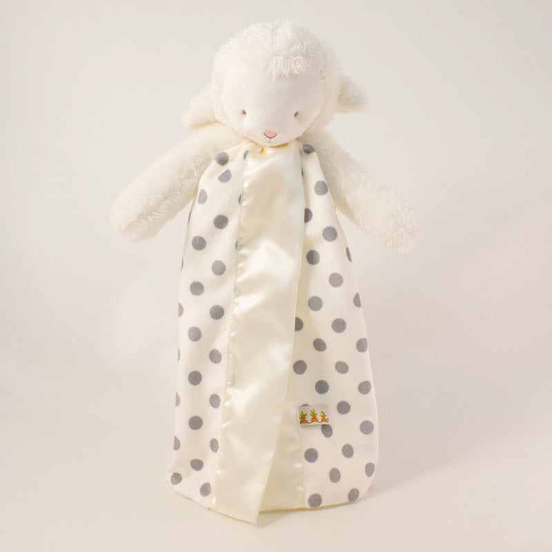 Image of Dotted Grey Lamb Buddy Blankets - Carrots® Collection-Buddy Blanket-Bunnies By the Bay-bbtbay