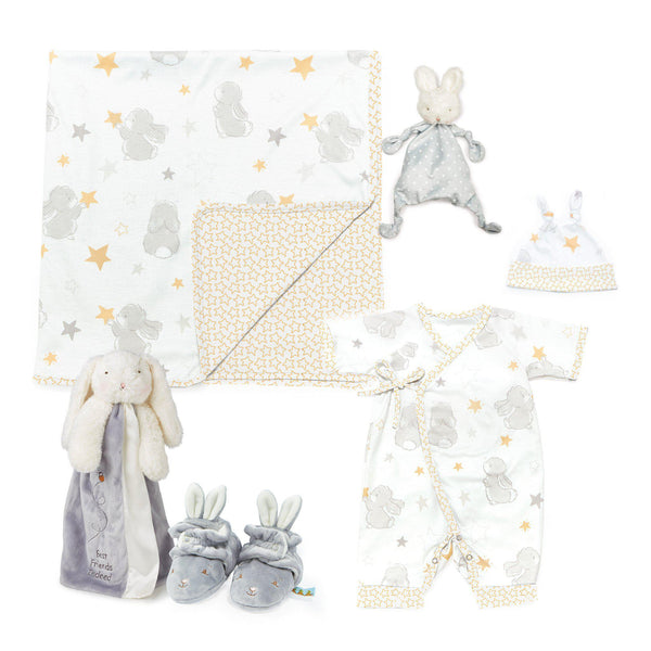Newborn Baby Bloom Bundle Box-Gift Set-SKU: - Bunnies By The Bay
