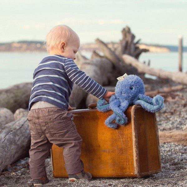 Image of Ocho the Octopus-Good Friends By The Bay-Bunnies By the Bay-bbtbay