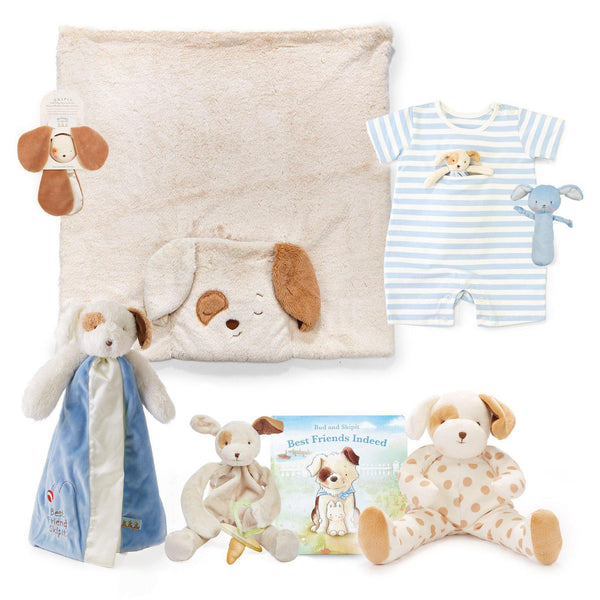 Skipit Pup's Everything Baby Bundle Gift Set-Gift Set-SKU: 101117 - Bunnies By The Bay