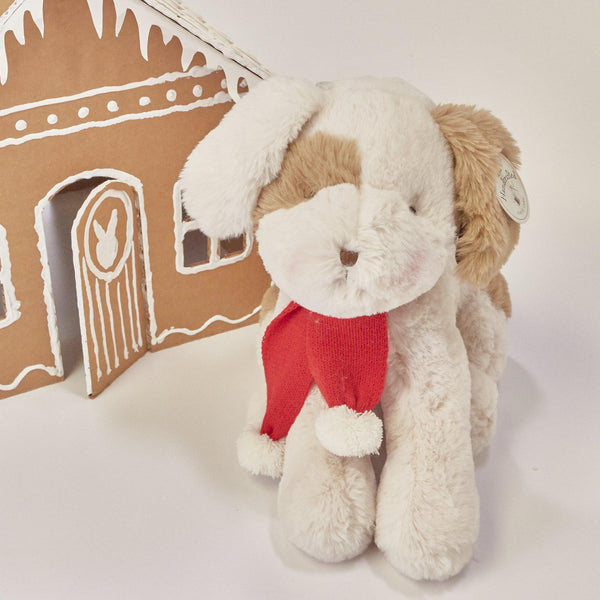 "RETIRED - Limited Edition - Holiday Skipit 20"" Stuffed Puppy-Holiday Plush-SKU: - Bunnies By The Bay"