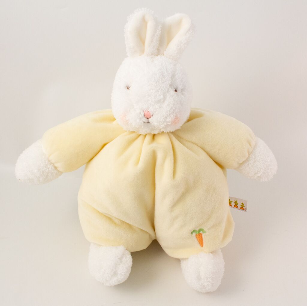 Image of Sweet Buns Yellow Bunny - Carrots® Collection-Bunnies By the Bay-bbtbay
