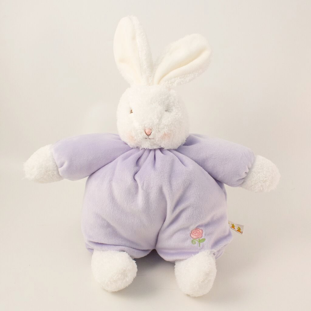 [product-color] Sweet Buns Lavender Bunny - Carrots® Collection a Stuffed Bunny from Bunnies By the Bay: -843584017343-100865