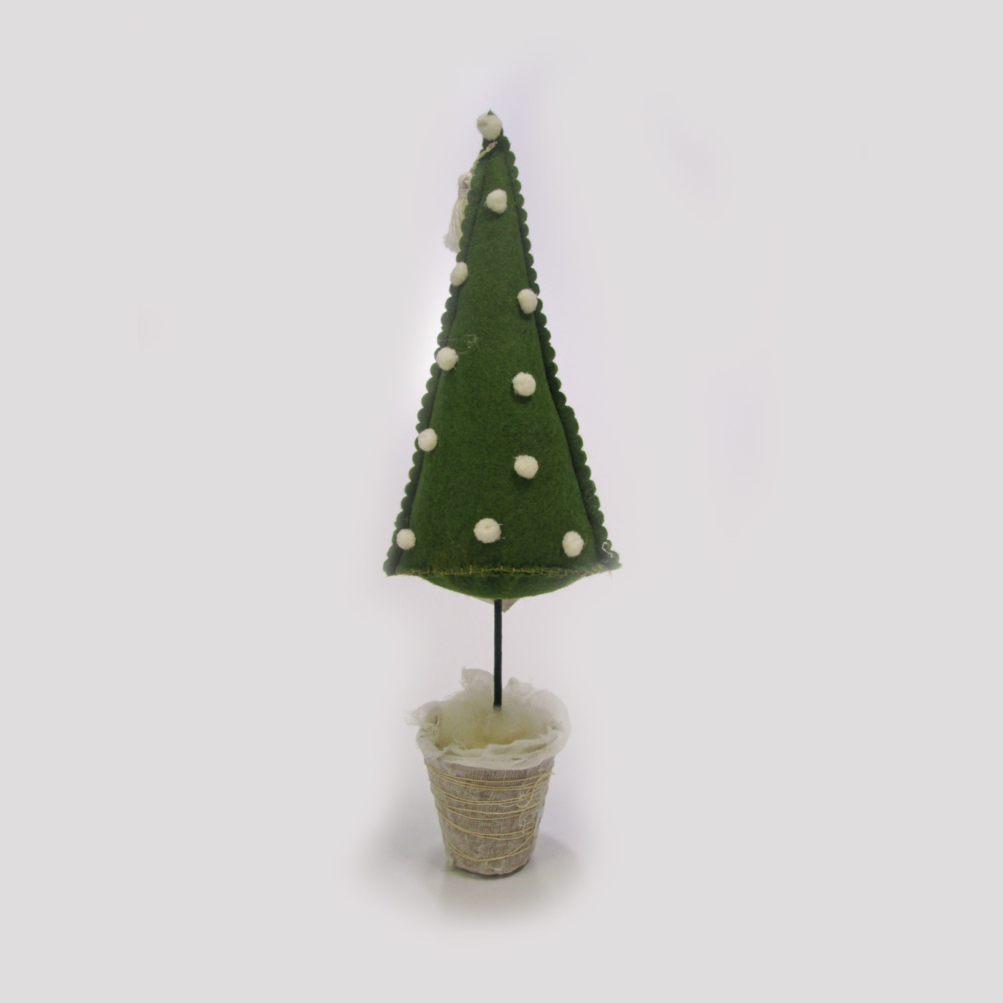 Hutch Studio - PomPom Tree - Limited Edition Handmade Tree