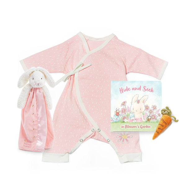 Welcome Baby Girl - Layette Gift Set-Gift Set-SKU: 101111 - Bunnies By The Bay