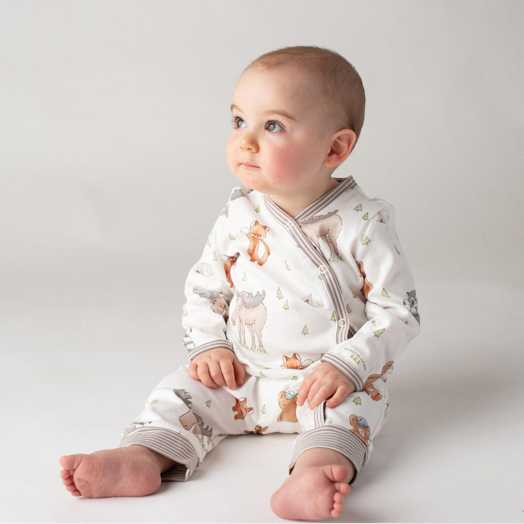 [product-color] Camp Cricket Romper a Apparel from Bunnies By The Bay: -