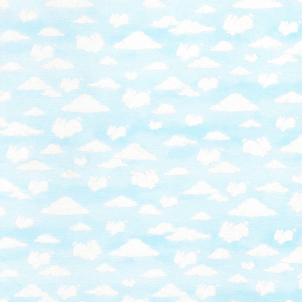Fabric -Good Friends Farm Collection - Cloud Animals - 1/4 yd
