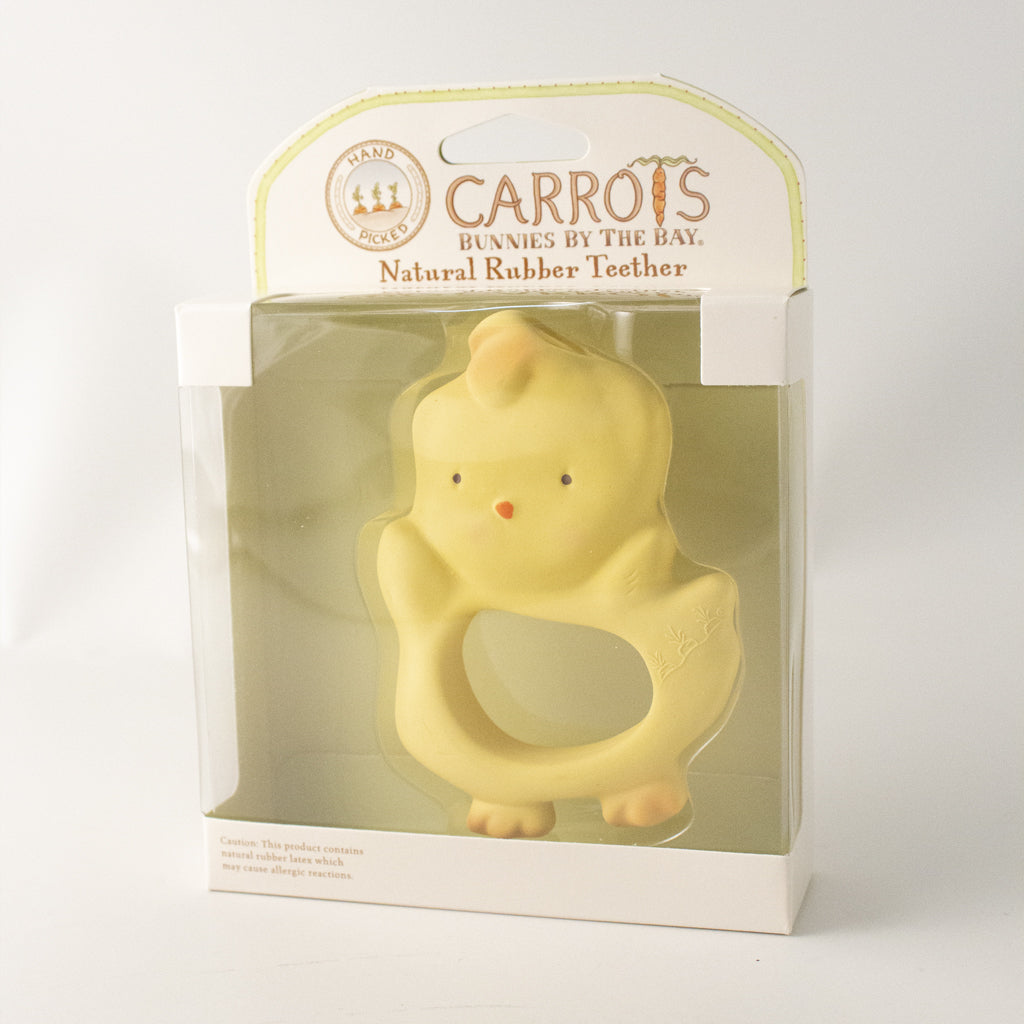 RETIRED - Chick Teether - Carrots® Collection-Retired-Bunnies By The Bay