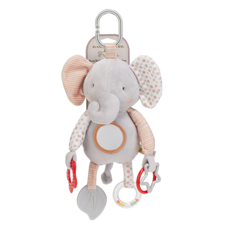 Image of Elephant Developmental Activity Toy-Developmental-Bunnies By The Bay-bbtbay