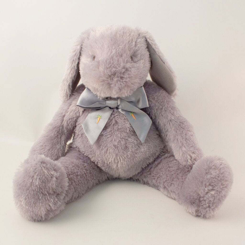 Image of Goodness Gracious Bunny Gray - Carrots® Collection-Stuffed Bunny-Bunnies By the Bay-bbtbay