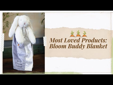 Everything Bloom Bunny Baby Bundle Gift Set
