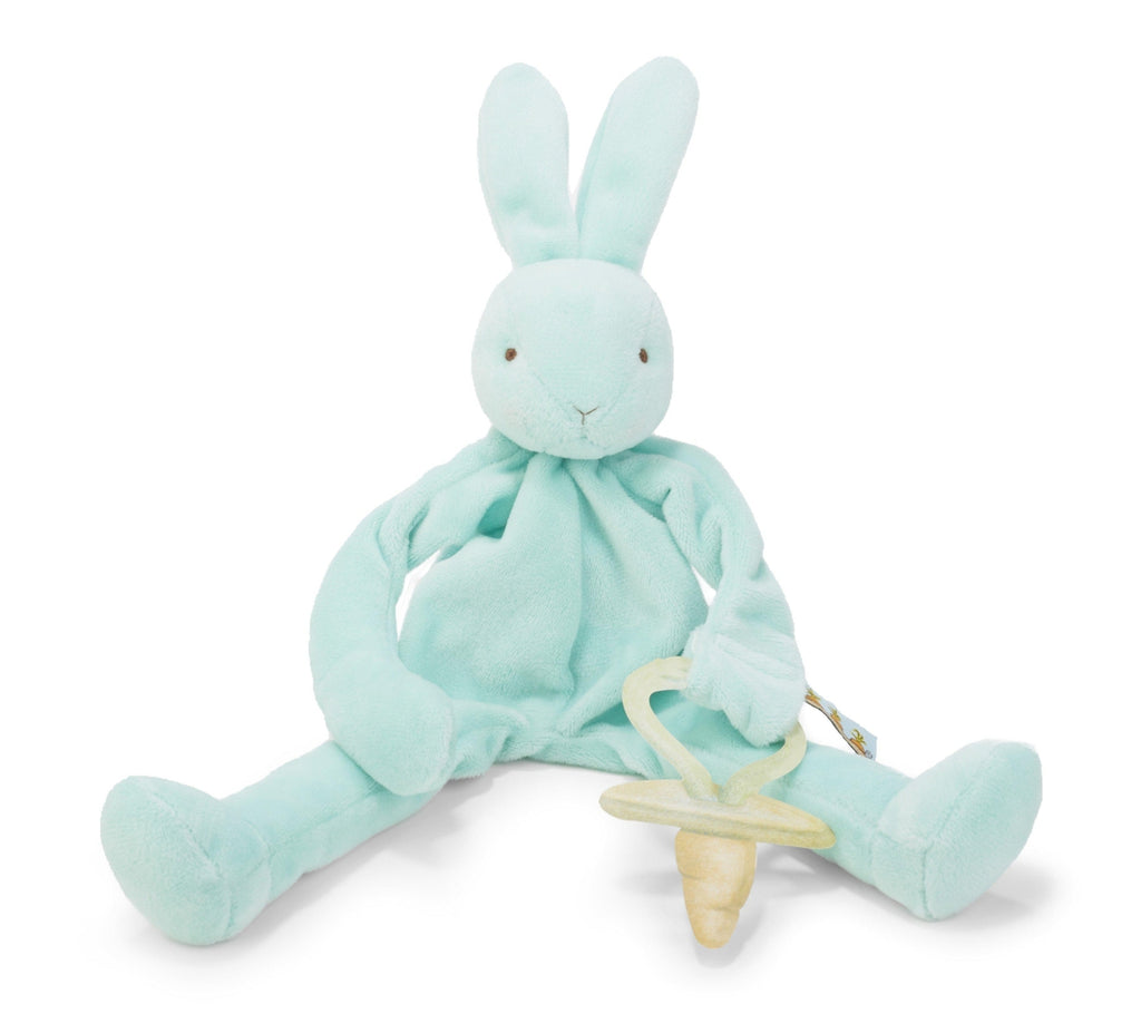 Image of Aqua Bunny Silly Buddy-Silly Buddy-Bunnies By The Bay-bbtbay