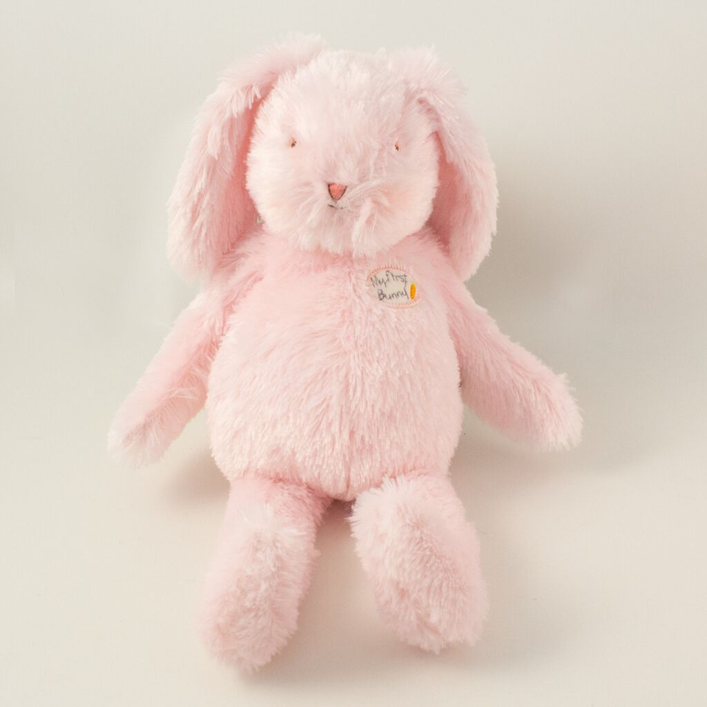 [product-color] My First Bunny Pink - Carrots® Collection a from Bunnies By the Bay: -811357008515-100077